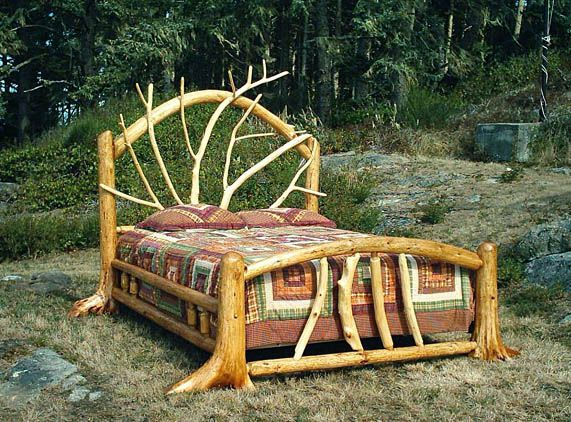 Rootsy Bed